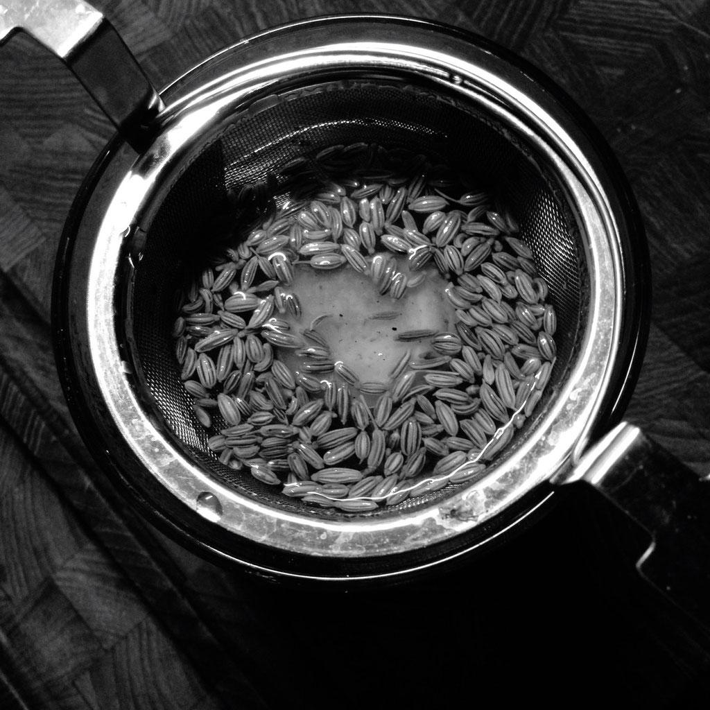 Fenchel-Ingwer-Tee: Schnell gemacht und lecker