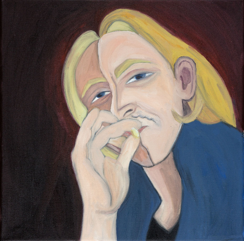 """SMOKING MAN"", 2019"