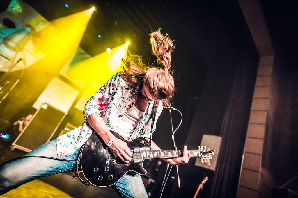 Alex Pojda - Guitar (©Sascha Schröder)