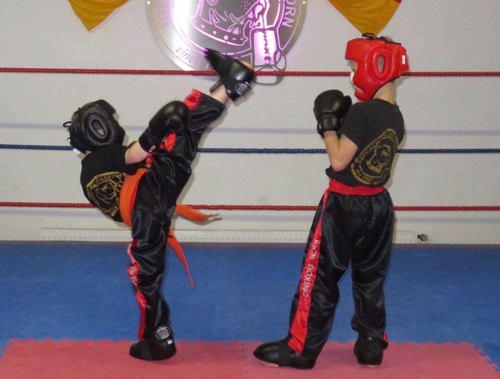 Kickboxen für Kinder in Paderborn