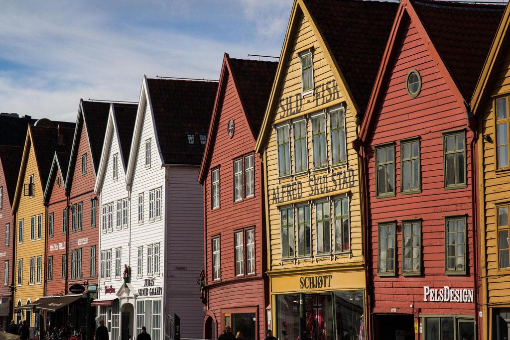 Bergen, UNESCO Weltkulturerbe