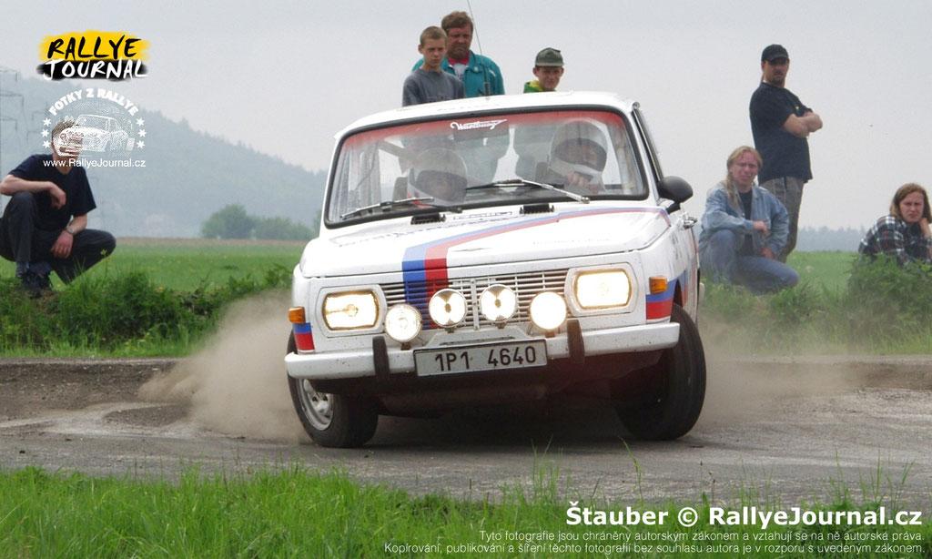 Quelle: Stauber@RallyeJournal.cz