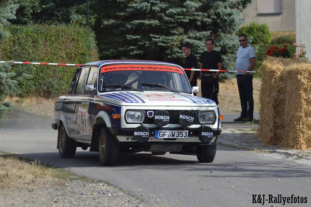 Quelle: K&J - Rallyefotos