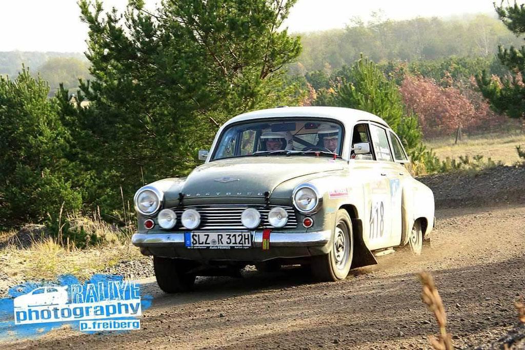 Rallye Photograph P. Freiberg