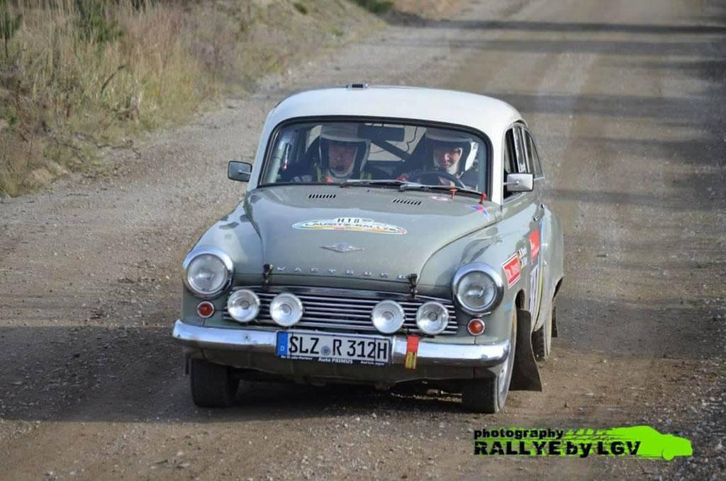 Photograph Rallye by LGV