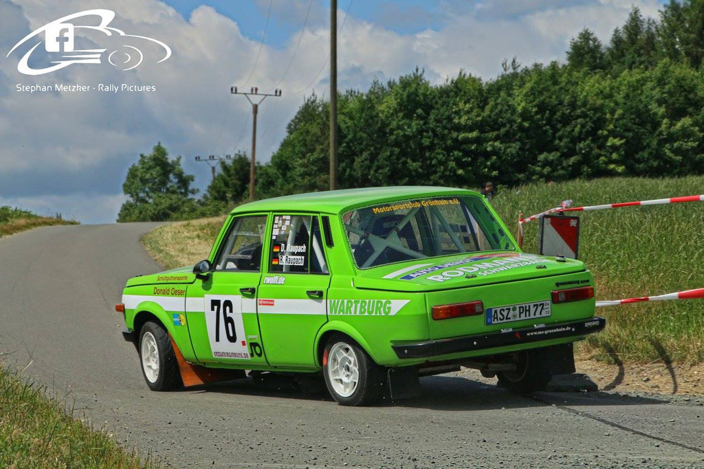 Quelle: Stephan Metzner - Rally Pictures