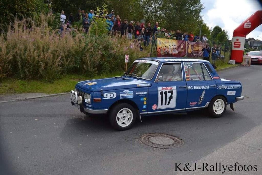 Quelle: K & J Rallyefotos