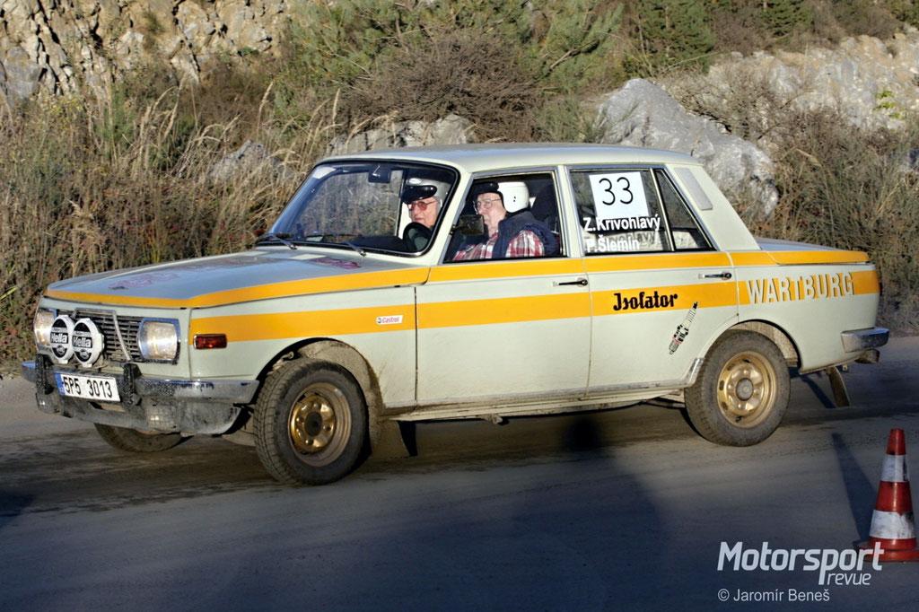Motorsport Revue Jaromir Benes