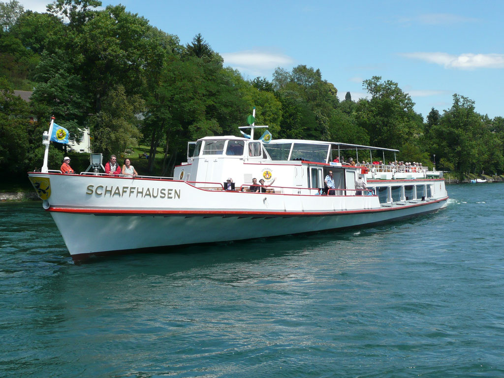 Rhein - MS Schaffhausen
