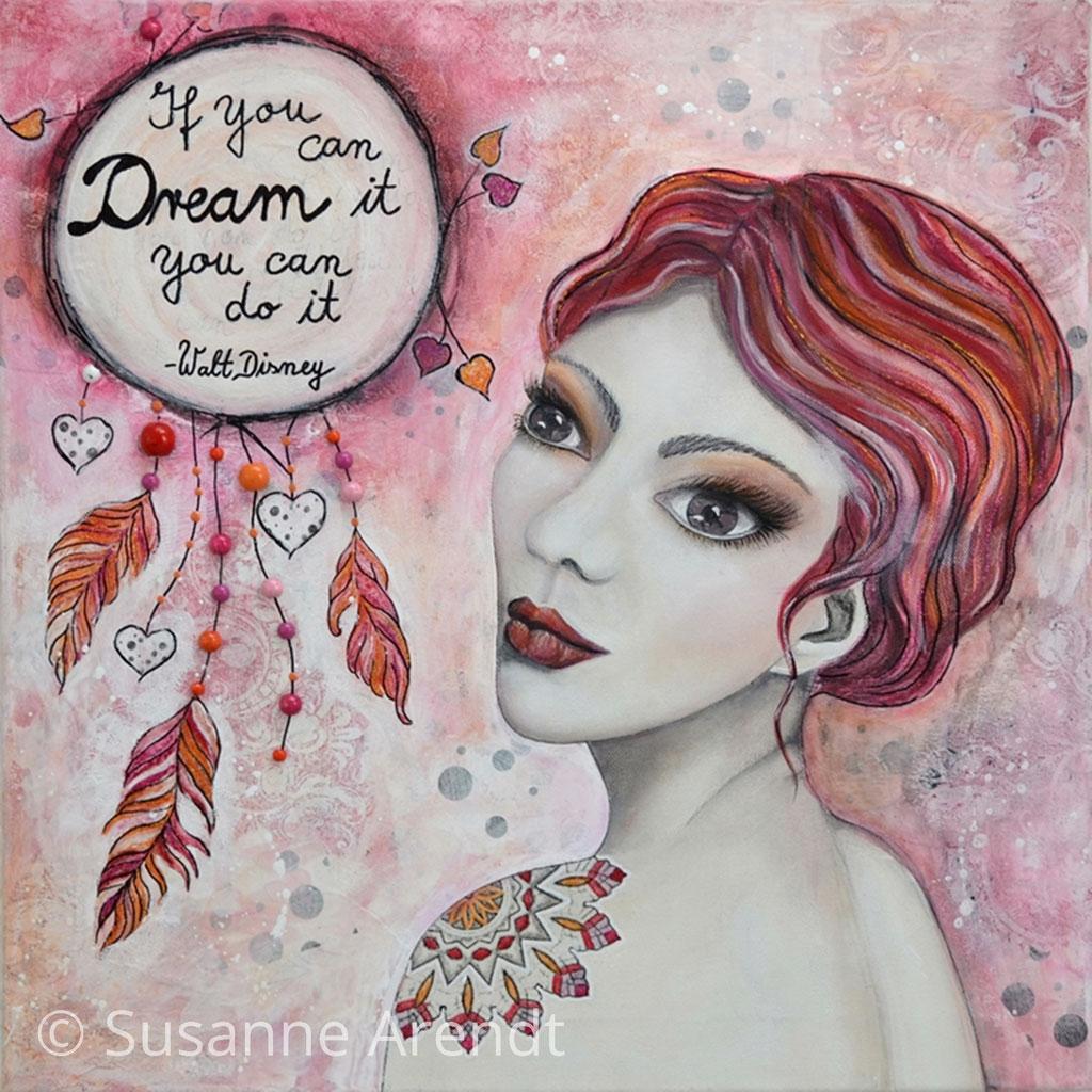 Dream it - verkauft