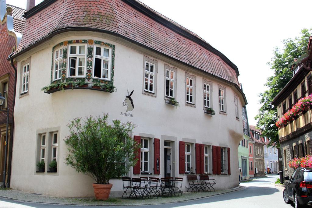 """Gasthaus """"Alter Esel"""", Marktbreit"""