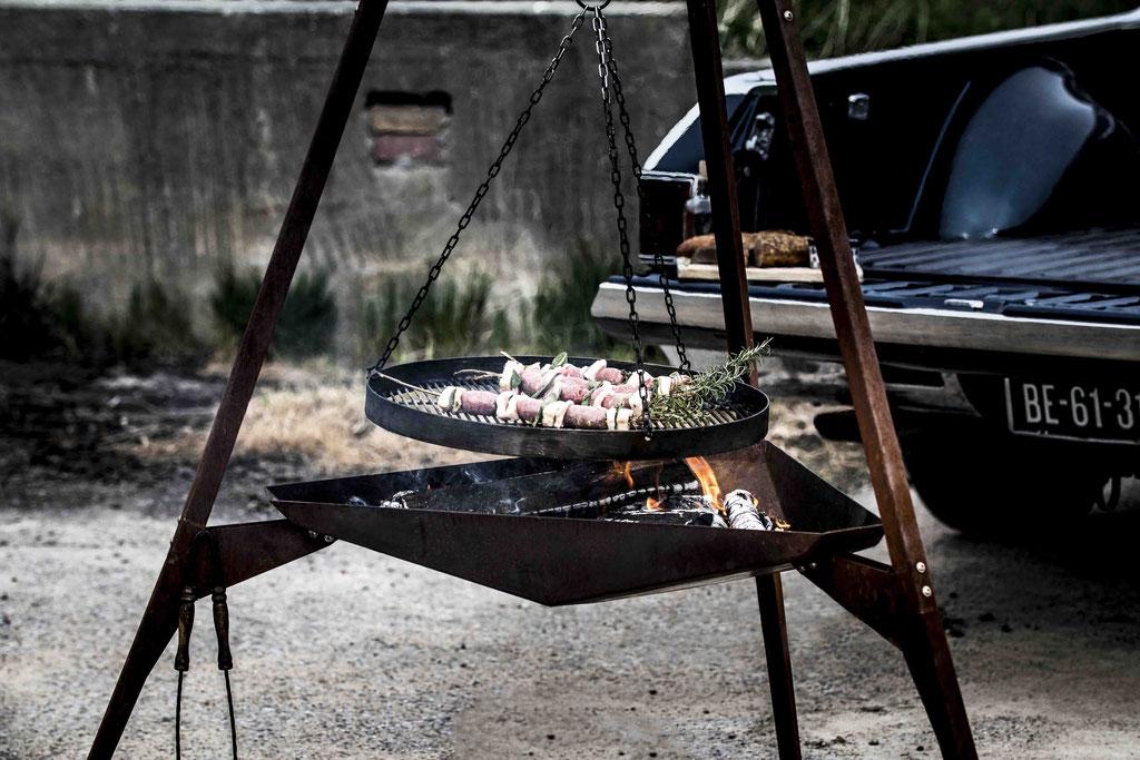 Basale. Een merk voor de echte levensgenieter. Ontwerp, creatie, branding door Sjors Mouthaan