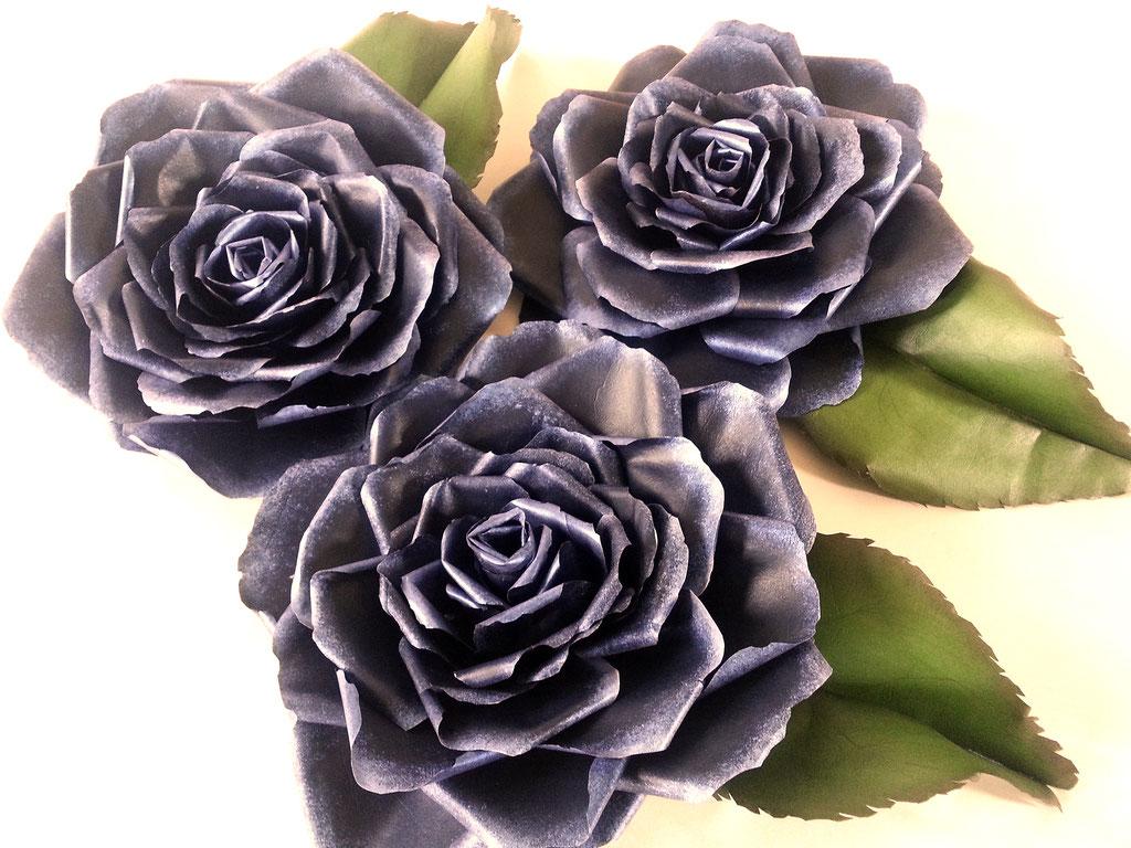 rose glaciali per decorazione ricevimento