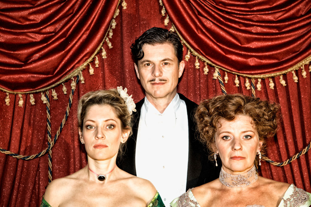 Ella Tyran / Tilmann Unger / Cornelia Horak / Operette