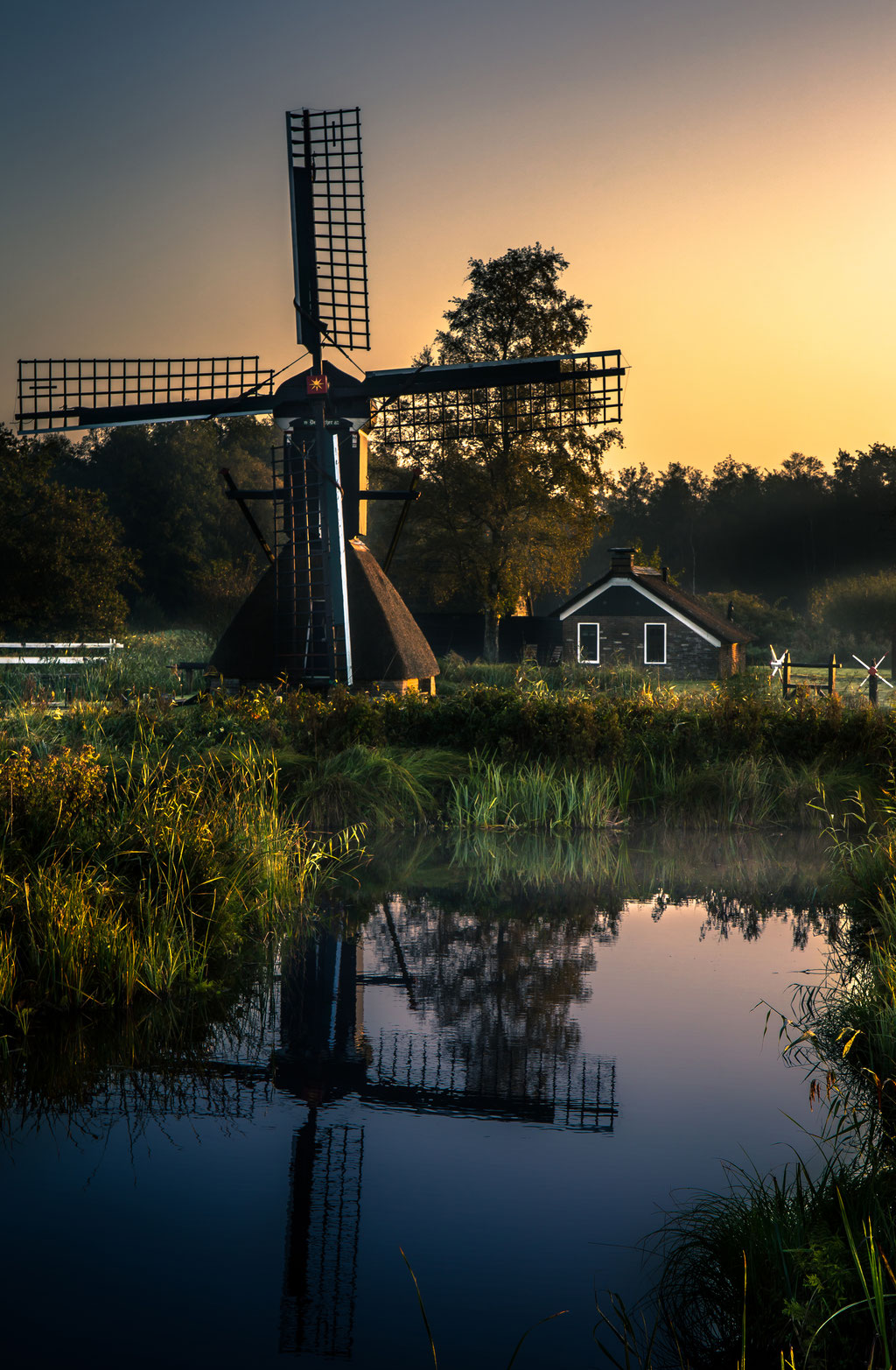 windmill 'de Wicher', Martijn van Steenbergen, © 2018