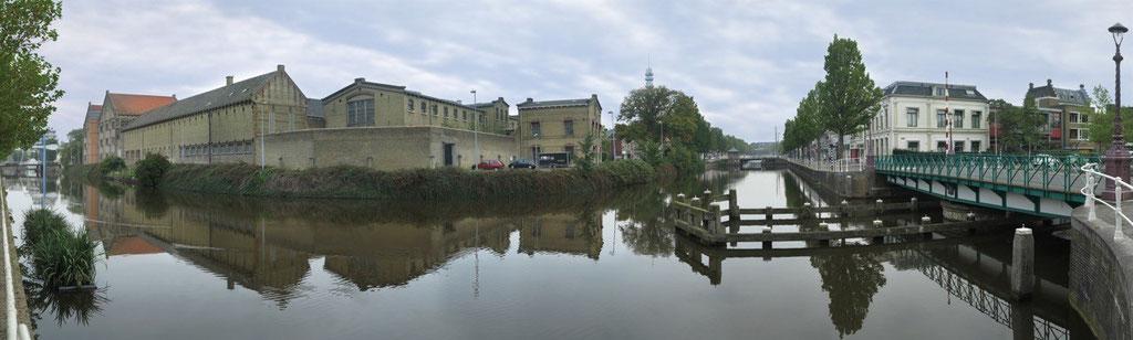 Panorama Blokhuispoort