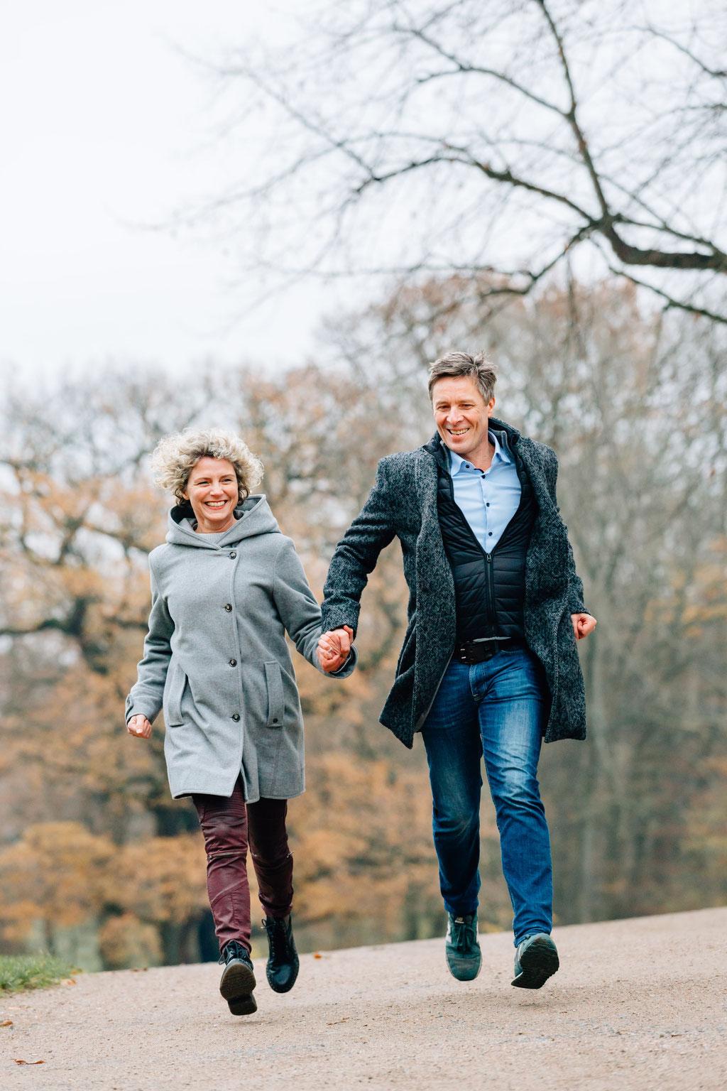 Hochzeitsfotografie Hamburg - Kennnelern-Shooting in den Elbvororten