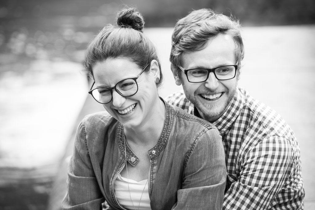 Authentische Hochzeitsbilder- WarmUp-Shooting im Hamburger Stadtpark