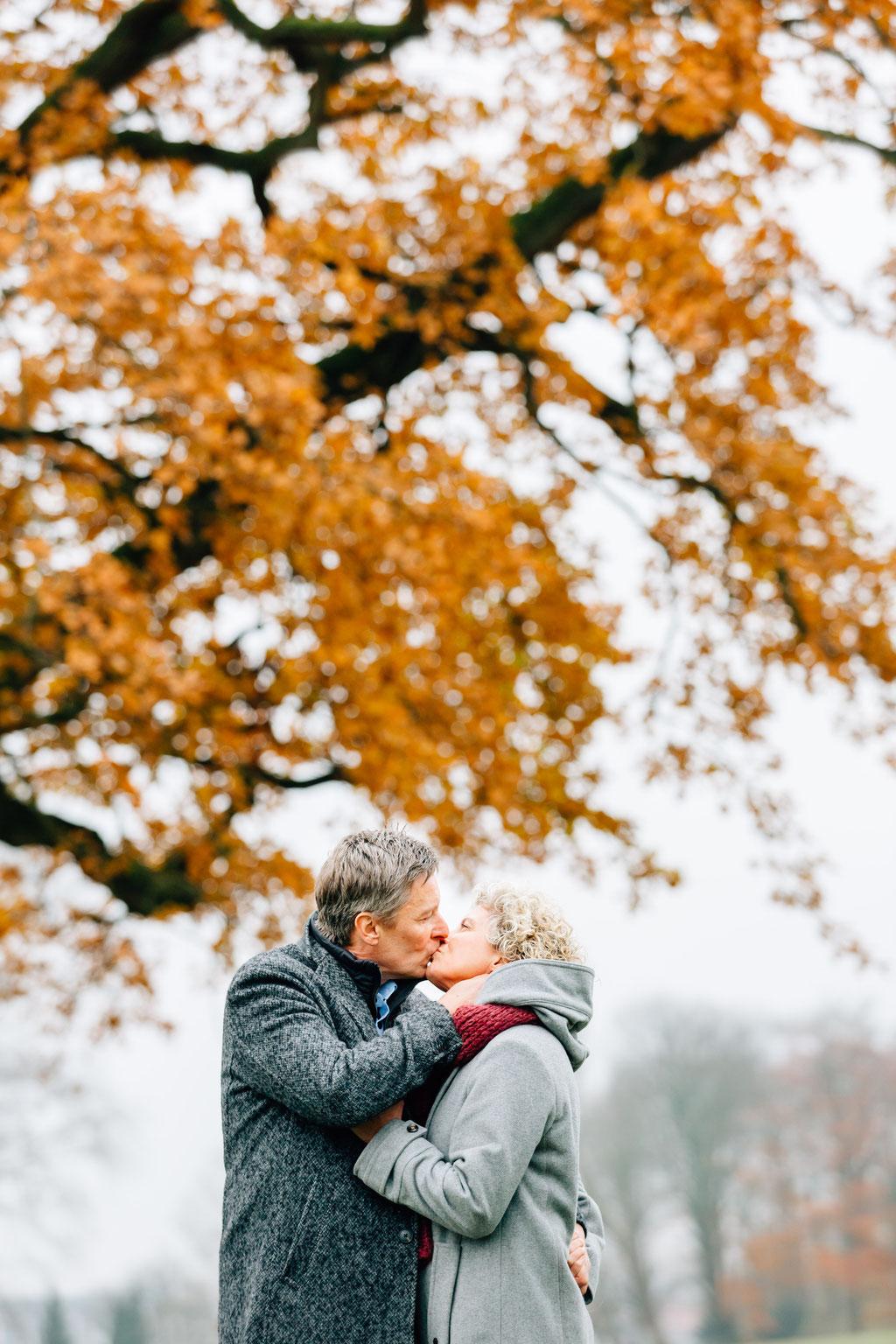 Authentische Hochzeitsbilder- WarmUp-Shooting in Nienstedten