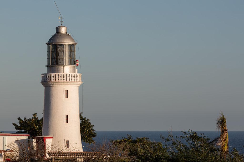 Faro del Morro, Santiago de Cuba