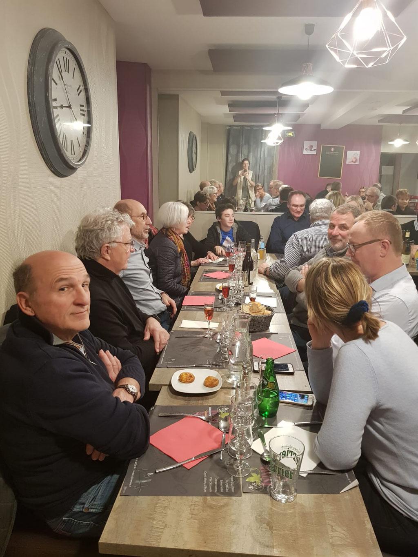 Aeroclub de Sens - Galette des Rois - Diner du 25 Janvier 2020