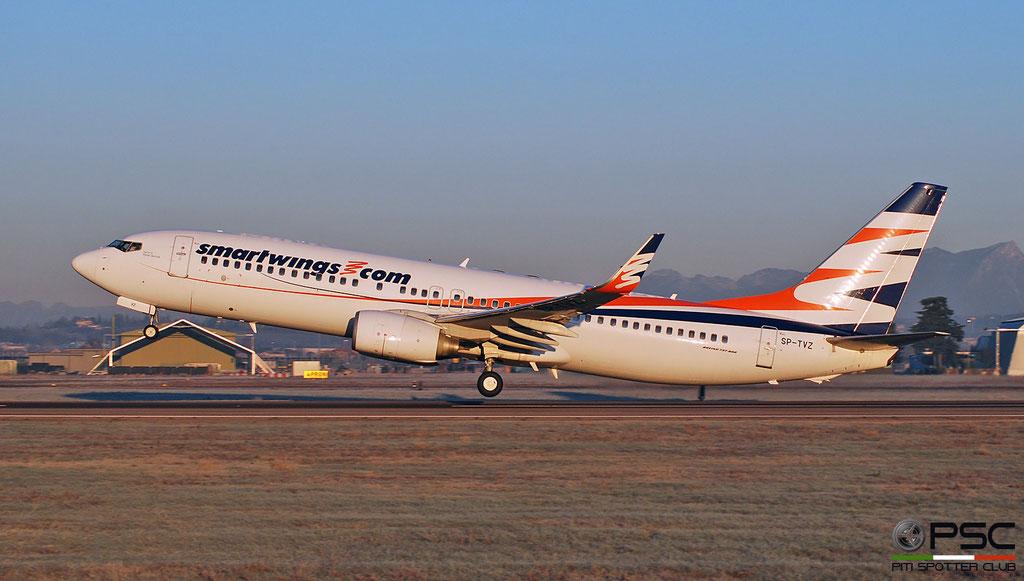 SP-TVZ B737-8BK 29643/2303 SmartWings (nuova aerolinea)