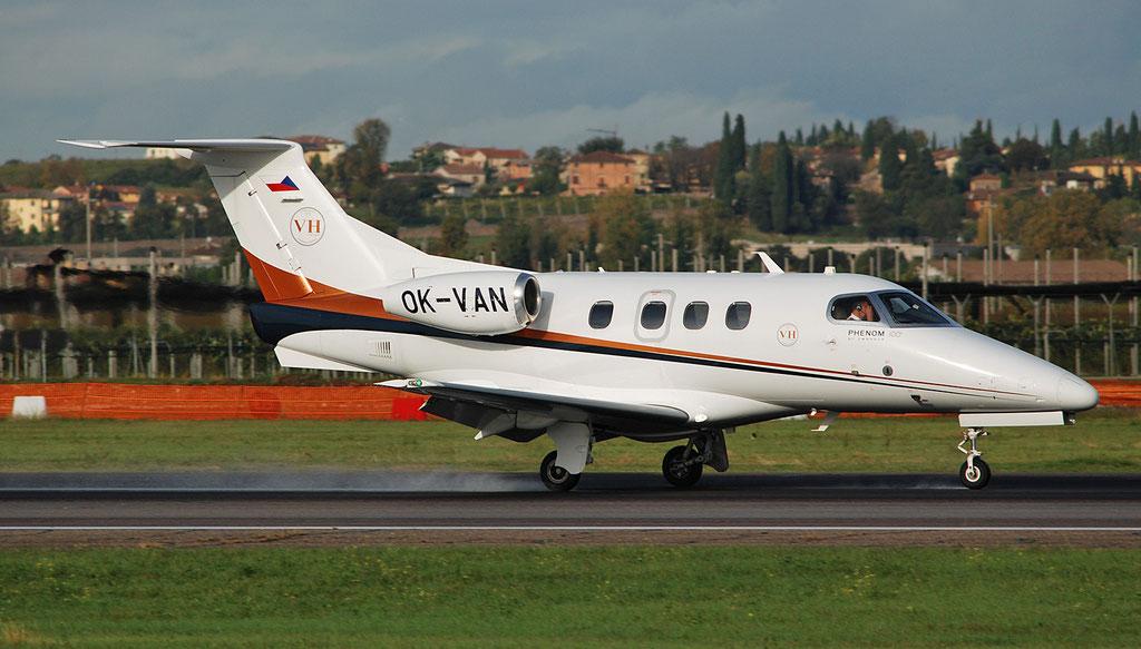 OK-VAN EMB500 50000134 Aerotaxi s.r.o.