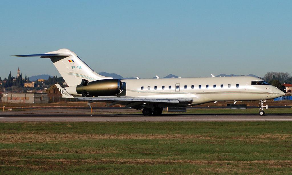 YR-TIK Global 5000 9229 Ion Tiriac Air