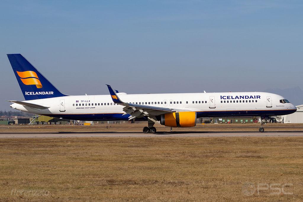 TF-LLX B757-256 29311/940 Icelandair @ Aeroporto di Verona 16.02.2019  © Piti Spotter Club Verona