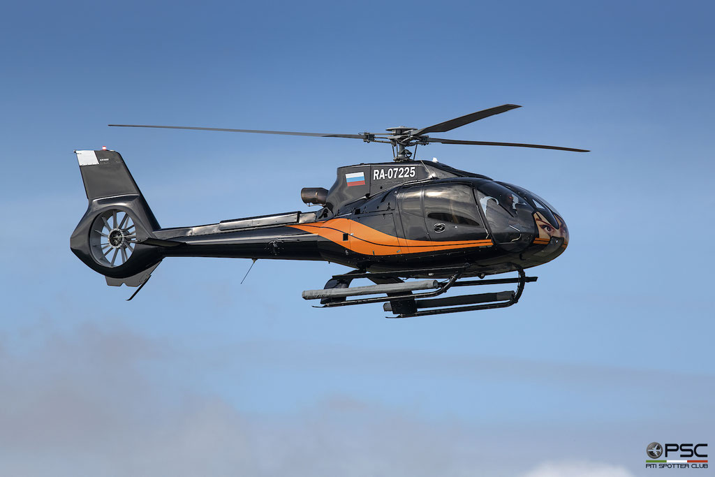 RA-07225  Eurocopter EC130B4 ( c/n 4655 ) - mfg: 2009
