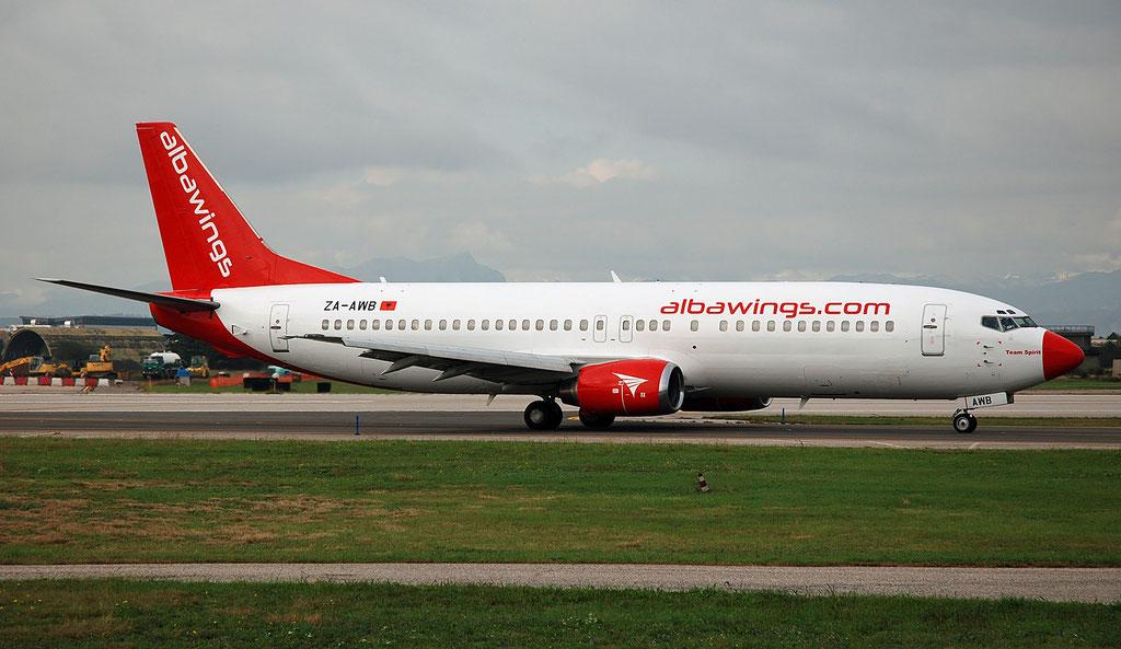 ZA-AWB B737-408 24352/1705 Albawings