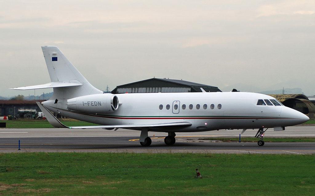 I-FEDN Falcon 2000LX 204 Sirio