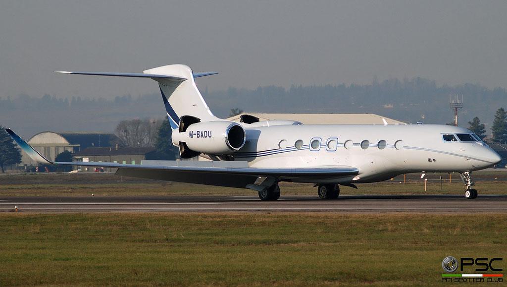 M-BADU G650 6083 TAG Aviation (UK) Ltd.