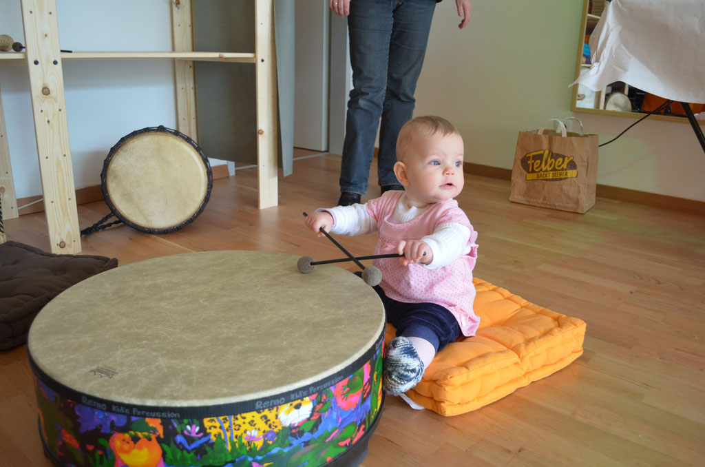 Musikalische Frühförderung