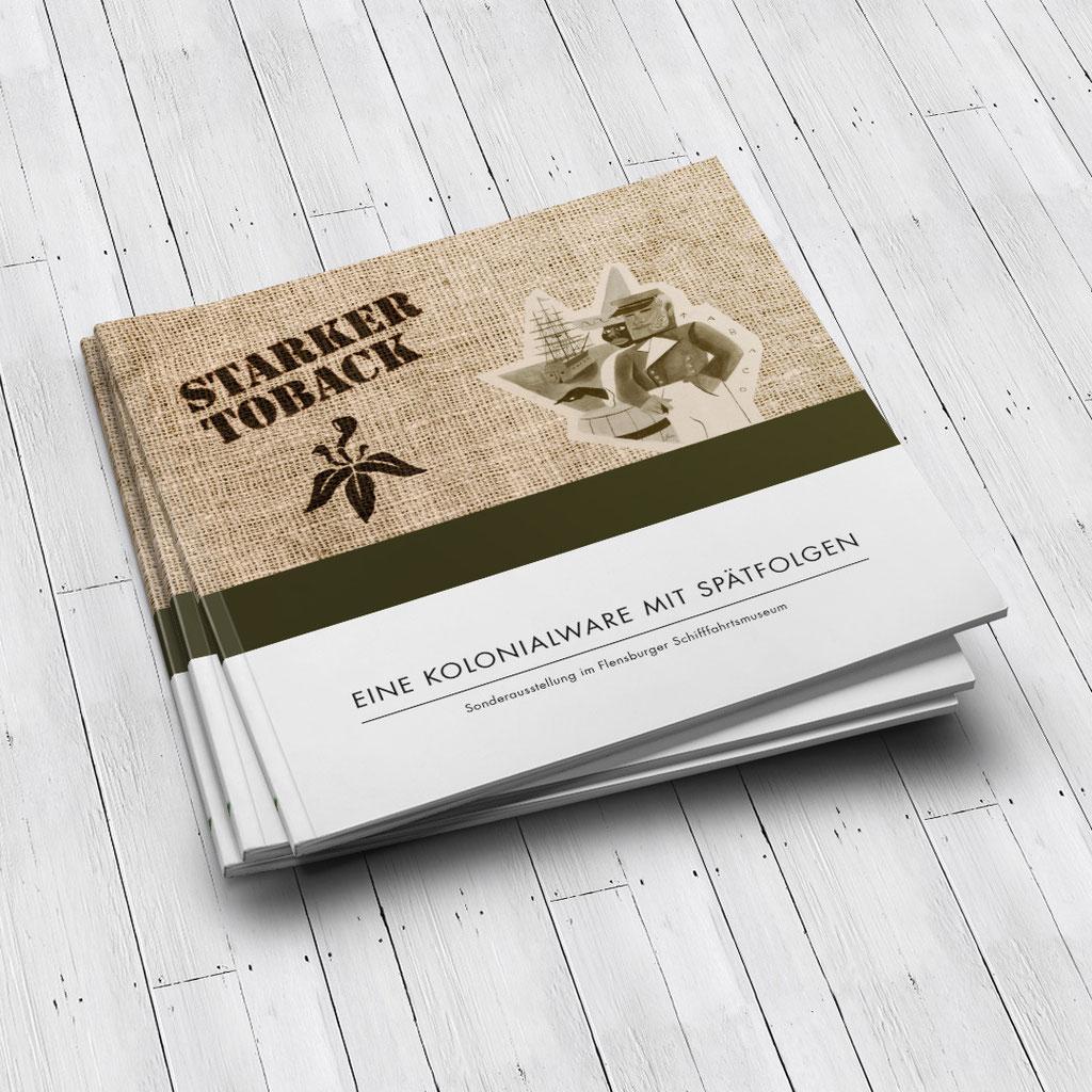 Der Katalog zur Ausstellung: das Cover