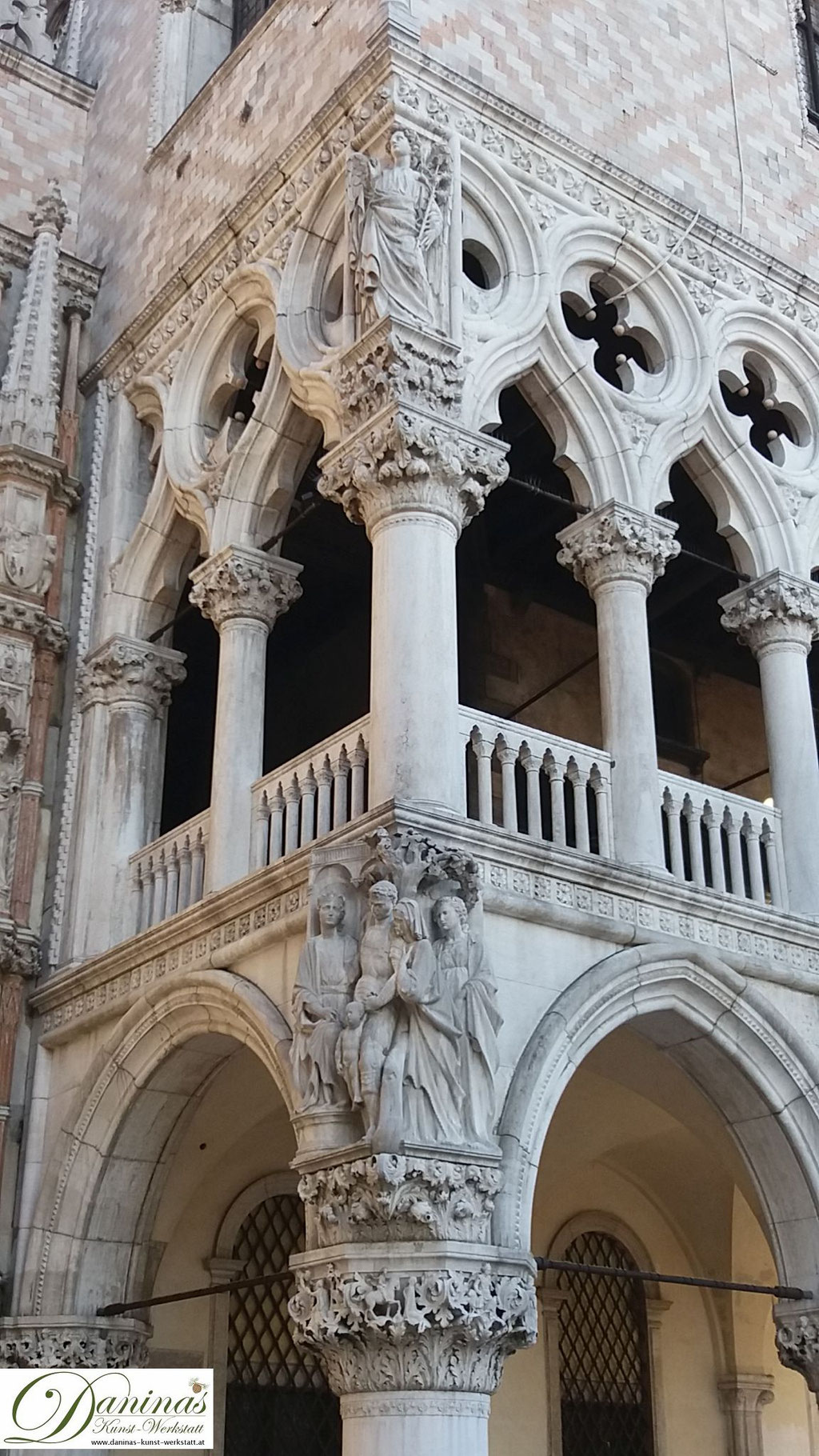 Venedig San Marco Dogenpalast