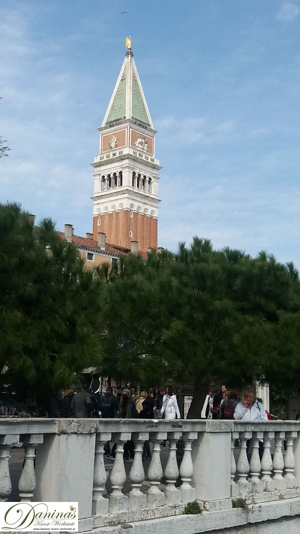 Venedig Campanile - Glocketum vom Markusdom
