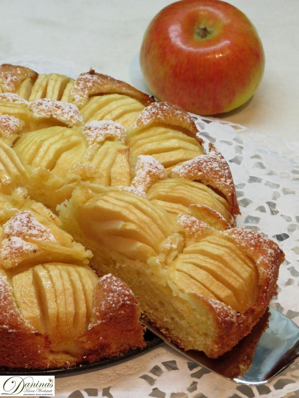 Feiner Apfelkuchen Backrezept
