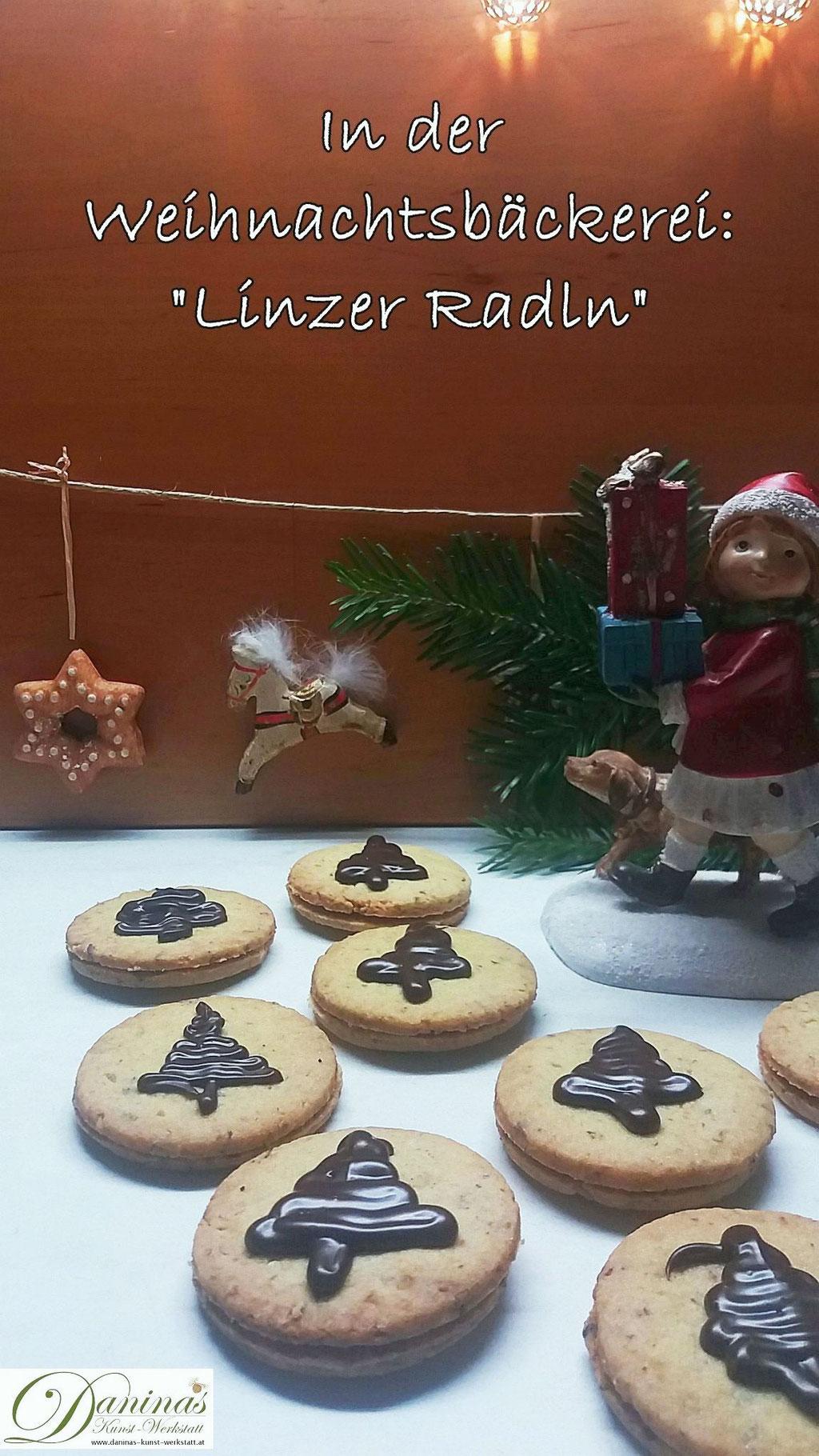 Weihnachtsgebäck Rezepte: Linzer Plätzchen