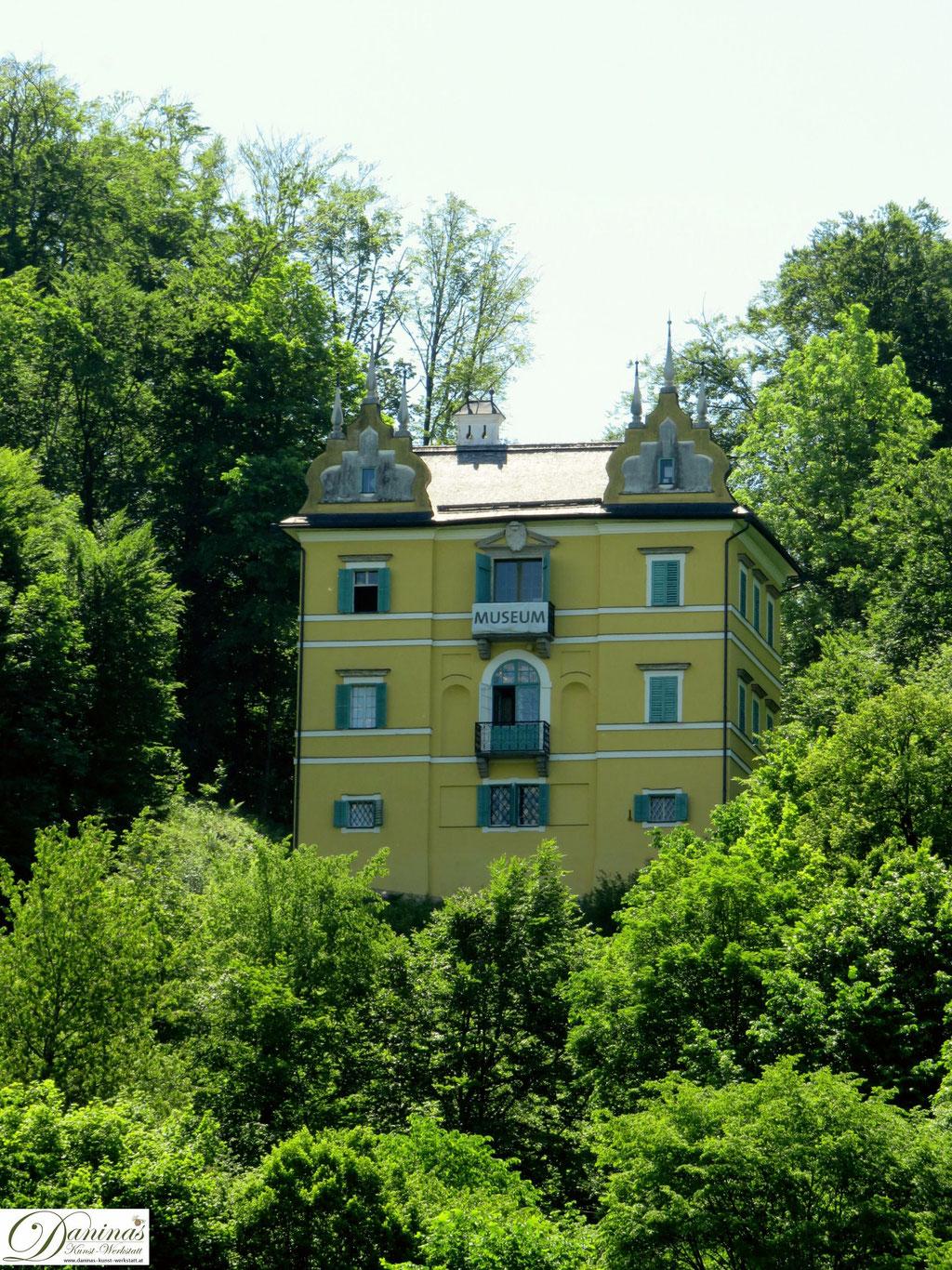 Monatsschlössl am Hellbrunner Berg in Salzburg