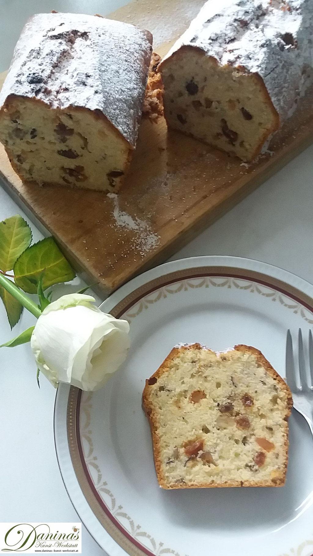 Englischer Teekuchen Konditorrezept by Daninas Dad
