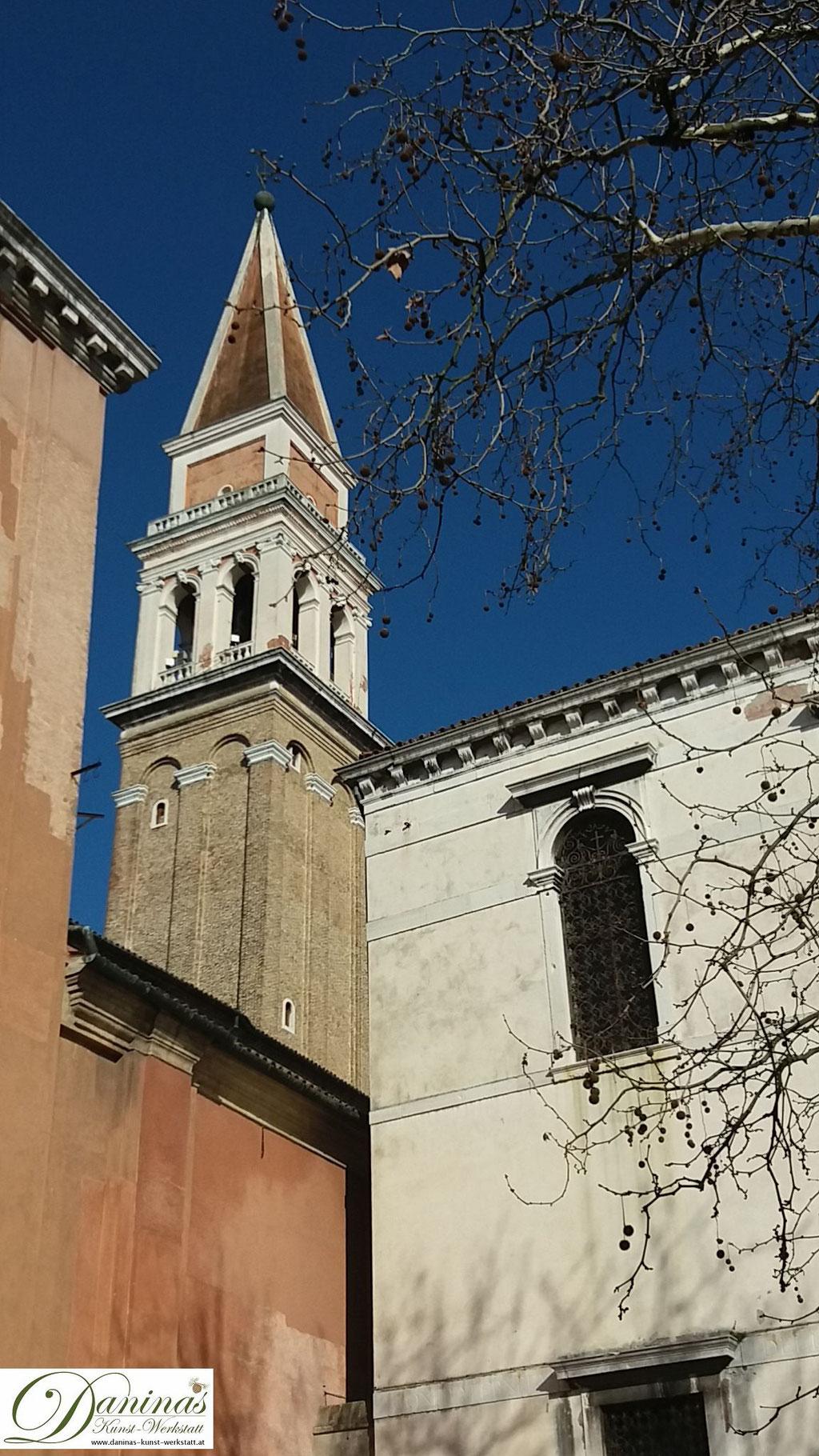 Venedig Kirche San Francesco della Vigna