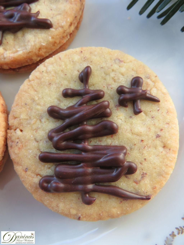 Traditionelles Weihnachtsgebäck Rezept - Linzer Kekse