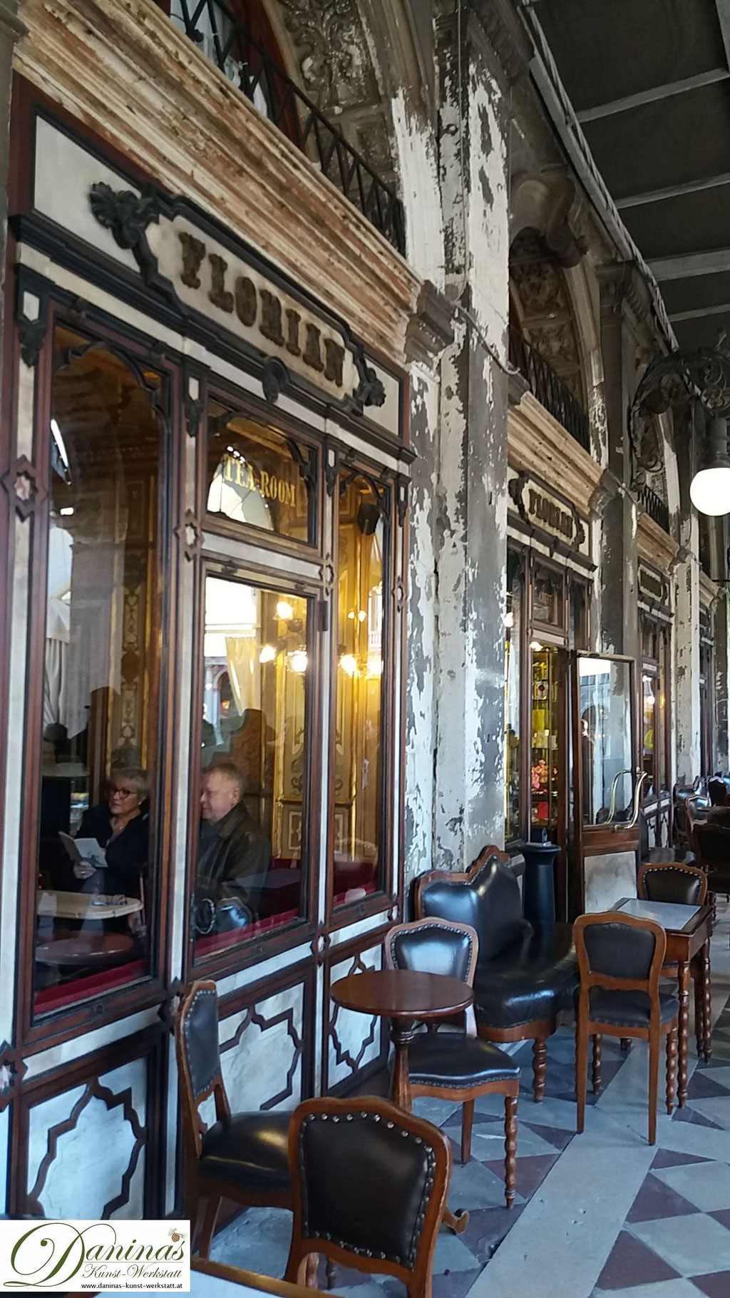 Venedig San Marco Caffè Florian