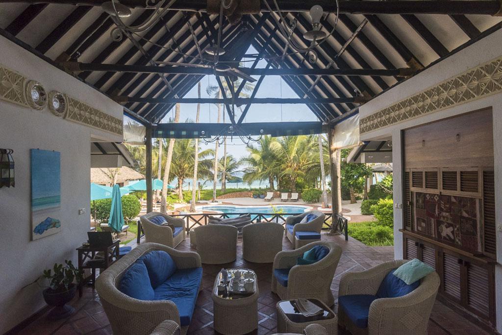 Hotelfotografie Diani Blue Hotel, Kenia