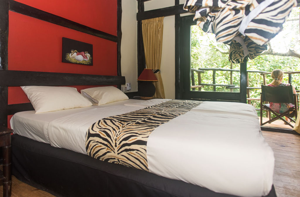 Hotelfotografie Shimba Lodge, Kenia