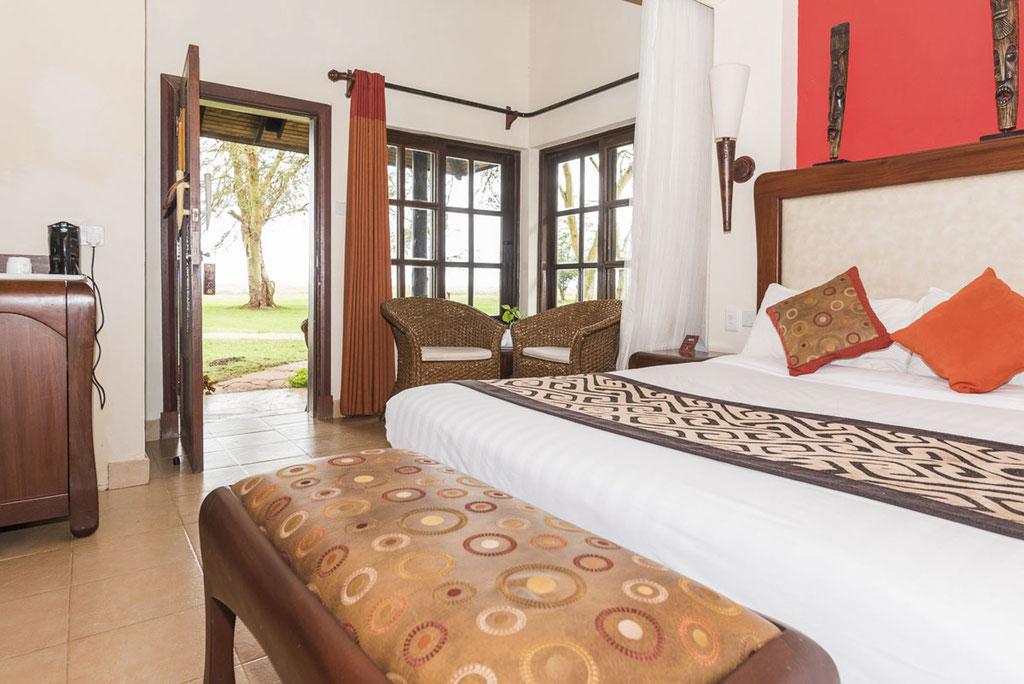 Hotelfotografie Ol Tukai Lodge, Kenia