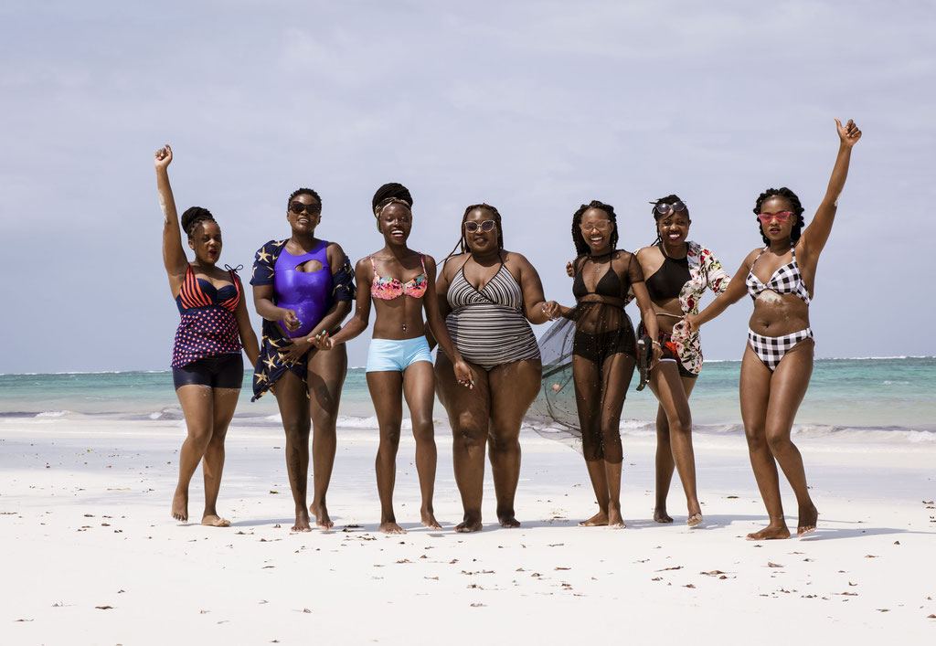 Portraits Fotografie in Kenia, Shooting am Diani Beach