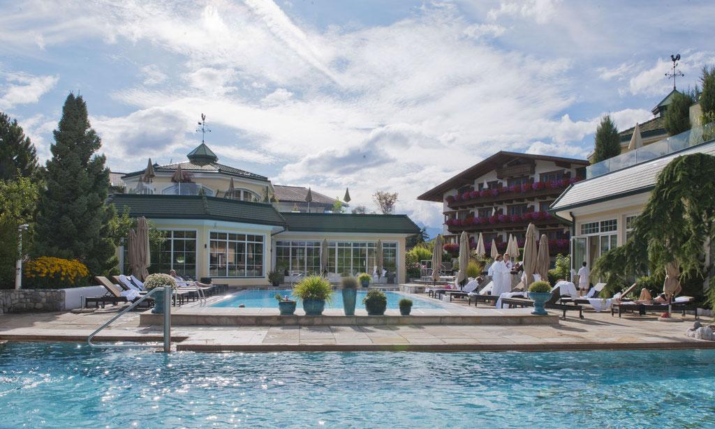Hotelfotografie Alpenresort Schwarz, Österreich