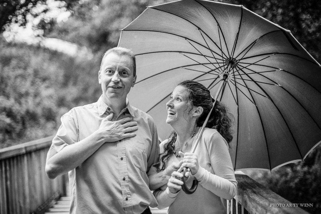 Séance portrait couple-Véronique & Laurent